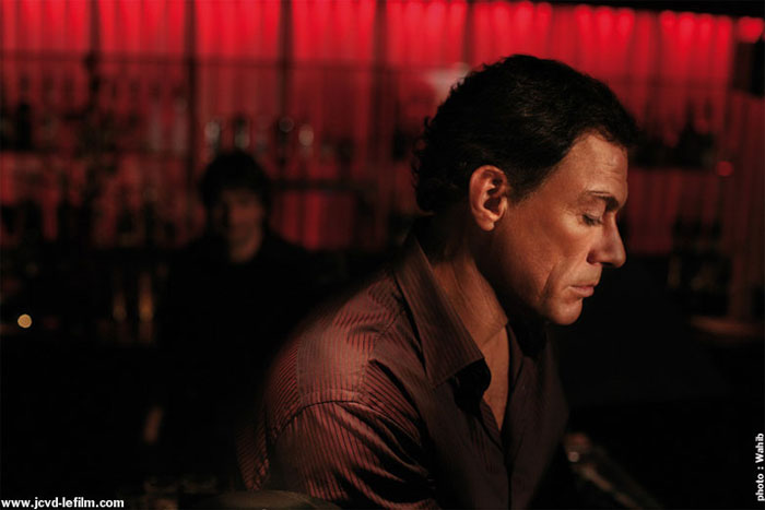 Jean-Claude Van Damme/Codename: JCVD