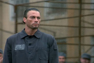 Jean Claude Van Damme No Retreat No SurrenderBlack