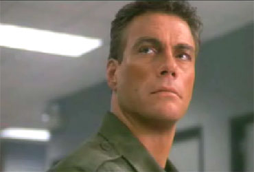 Jean-Claude Van Damme/Universal soldier:The return