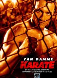 Jean-Claude Van Damme / Karate