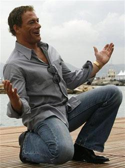 Jean-Claude Van Damme's birthday