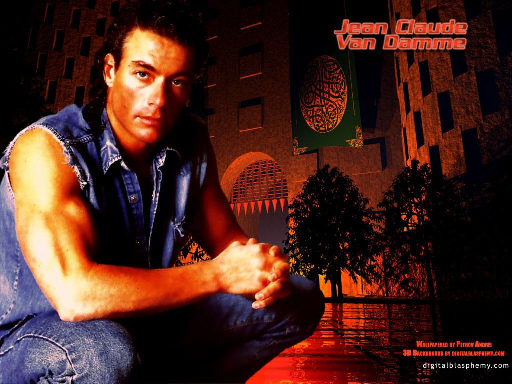 Jean Claude Van Damme Fan Club Biography Filmography